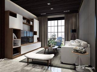 二居室简约风格装修效果图