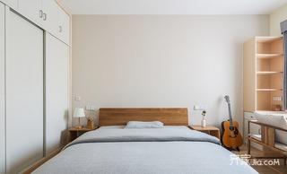 宜家二居室装修卧室设计图