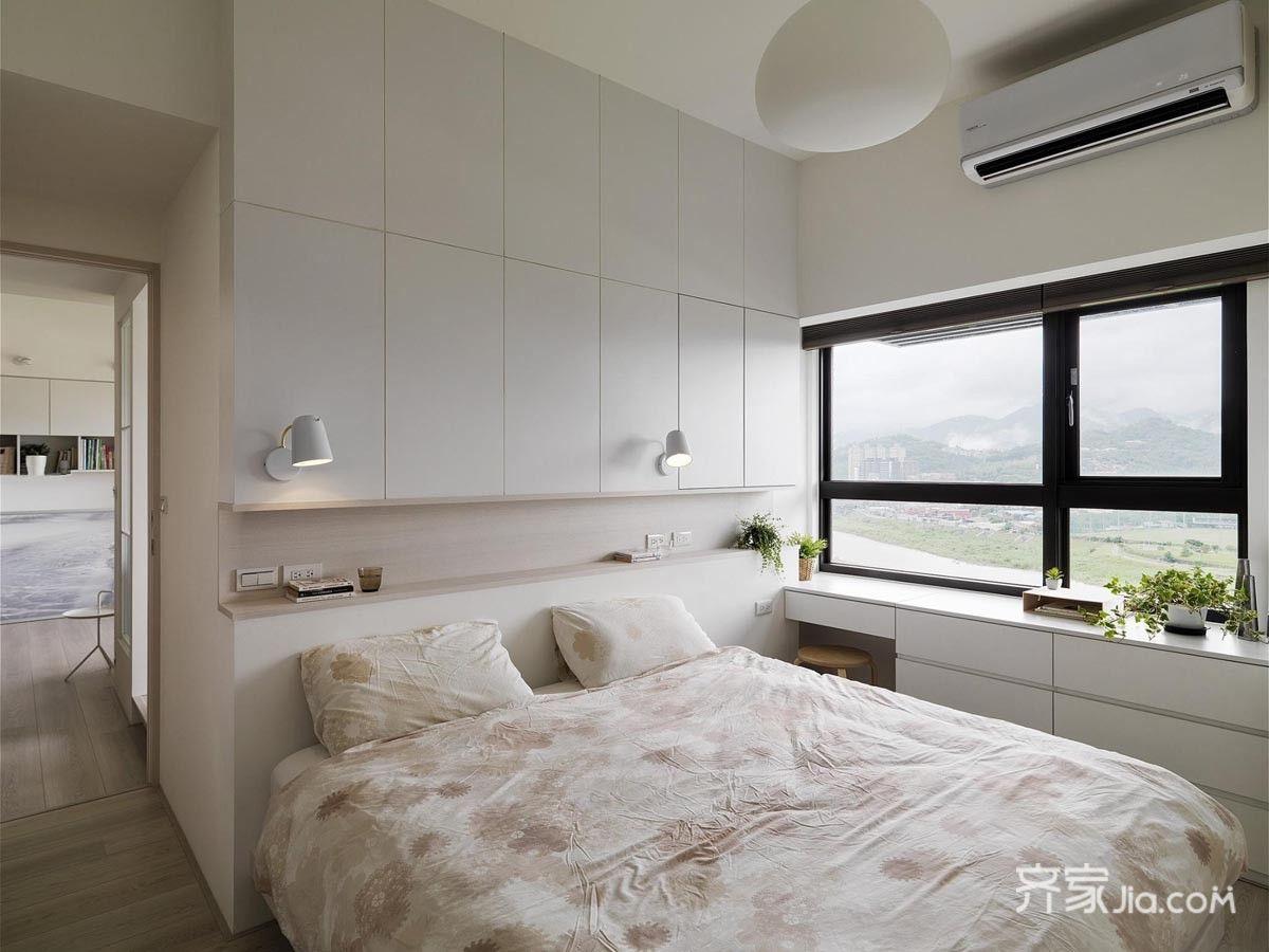 一居室小户型设计卧室欣赏图