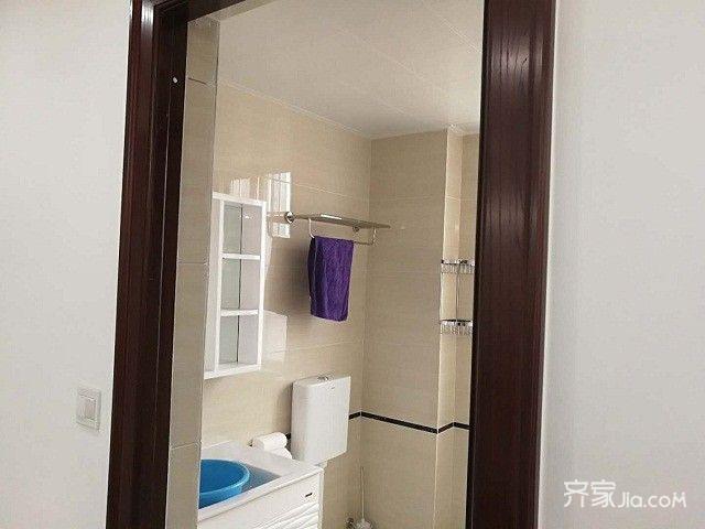 120平中式风格装修卫生间装潢图