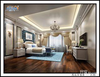 大户型欧式风格装修卧室地板