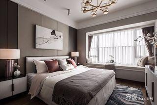 160平古典之家卧室布置图