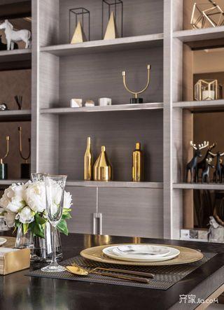 三居室欧式风格家餐边柜
