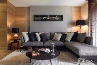 120平简约风之家沙发图片