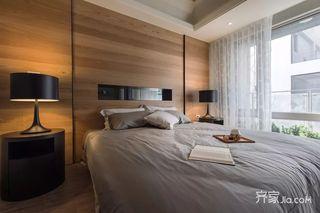 一居室日式风小家卧室欣赏图