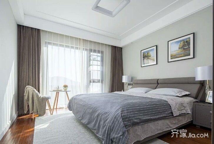130平宜家风格装修卧室设计图