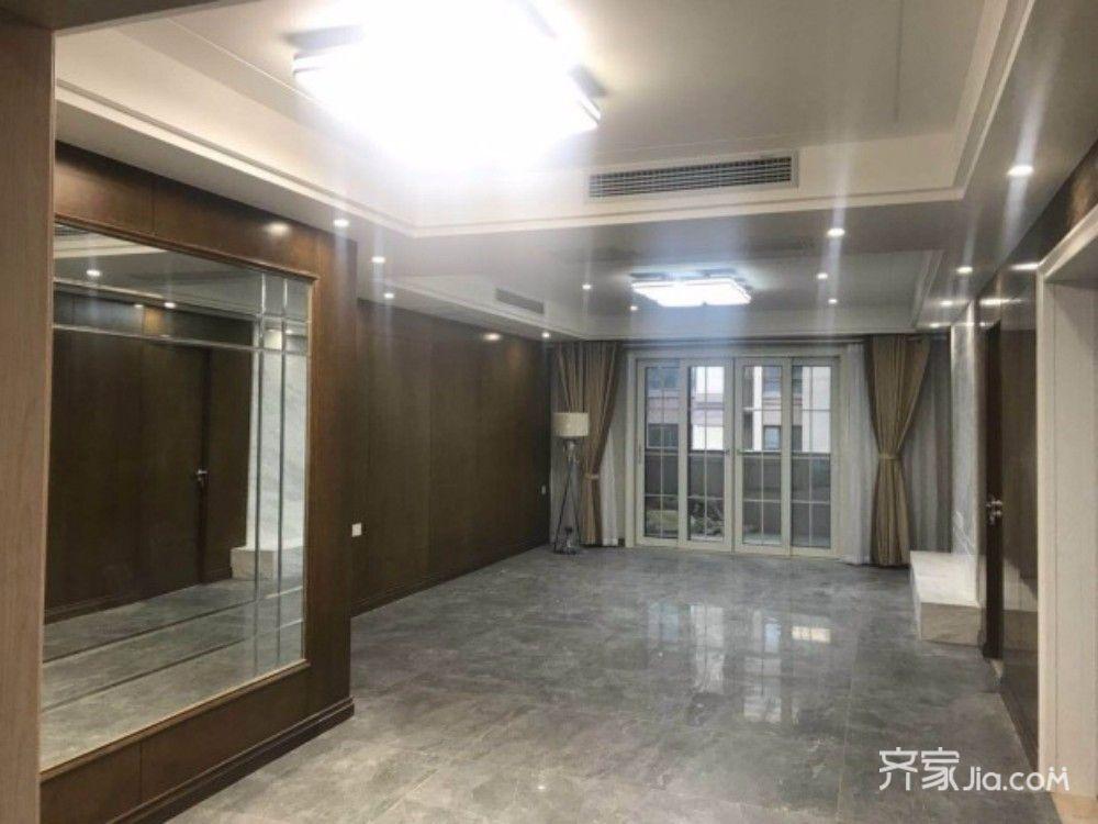 190平米简约风格装修客厅设计图