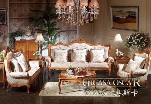 欧式沙发品牌推荐 欧式沙发哪个品牌好