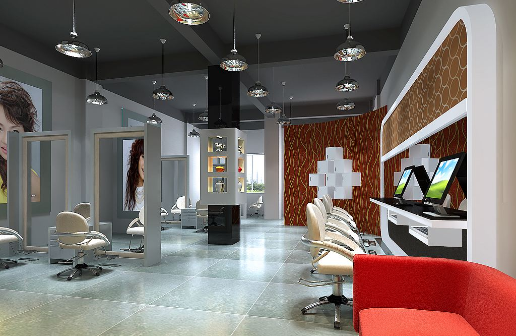 理发店装修设计要点以及注意事项