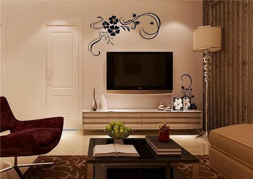 电视背景墙装修效果图大全 2018精致背景墙让家更有逼格