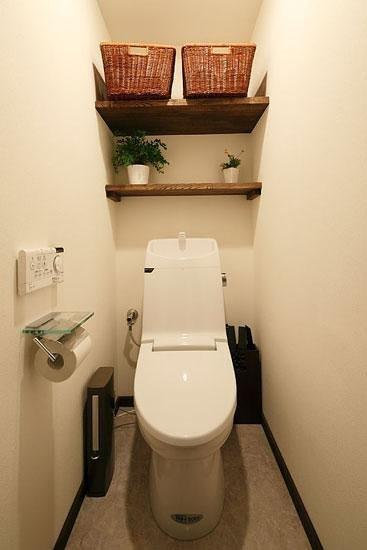 跟日本人学装修,1㎡都能装出井井有条的卫生间