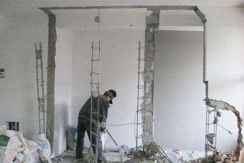 毛坯房简易装修的步骤 毛坯房装修五大流程_施工流程