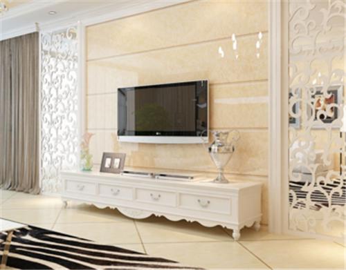 集成电视背景墙设计要点 免费教您如何设计电视背景墙图片