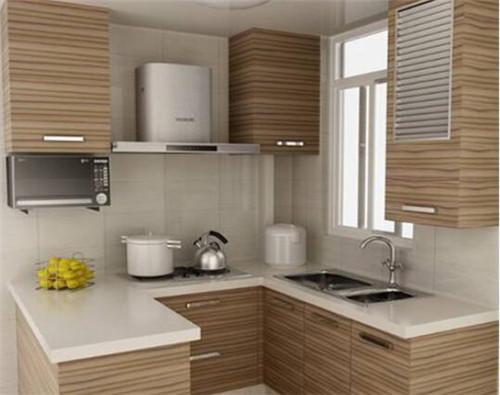 宿州装修公司推荐的2平方厨房装修效果图,令人惊叹!