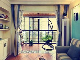 装修客厅阳台的注意事项 阳台怎么装修好看