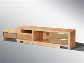 实木电视柜价格要多少 不同品牌价格也截然不同