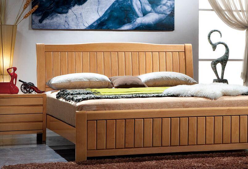 榉木床价格影响因素 实木床选哪种材质的好