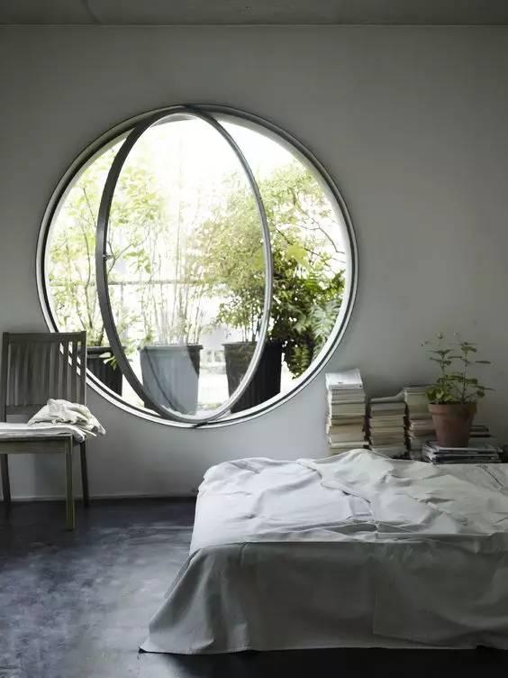 窗户这样设计,才能看见更好的风景