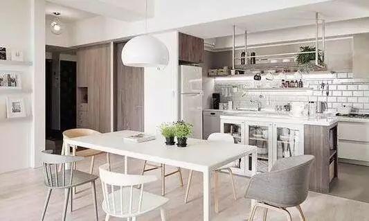 五大厨房装修风格设计案例 轻松为厨房带入优雅!