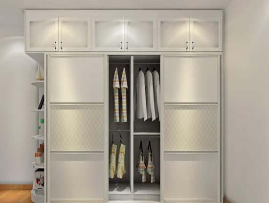 卧室衣柜图片大全 卧室搭配什么风格的衣柜好图片