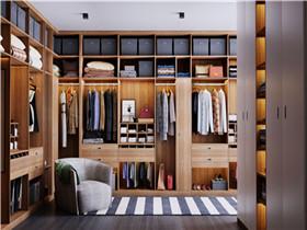 衣柜整体衣柜哪个牌子好  四大知名整体衣柜产品
