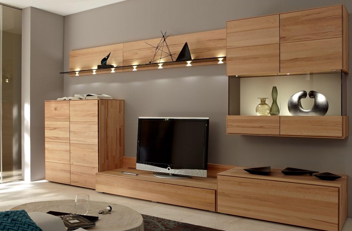 电视组合柜图片大全 客厅电视柜要怎么搭配