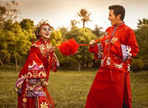 婚纱照的风格有哪些 2018流行的婚纱照风格推荐