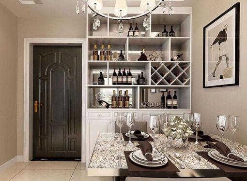 装修问答 热门问题 家庭装修酒柜  现在有很多爱酒人士会在家里收藏各
