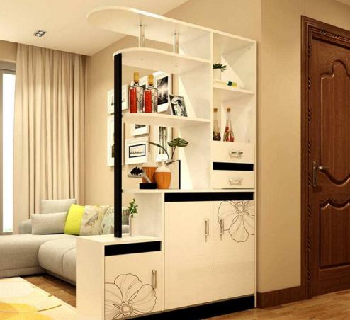 家用酒柜怎么设计好 6款酒柜造型设计效果图图片