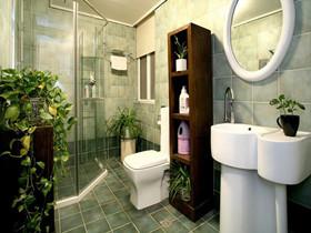 洗手间要怎么做隔断 哪种隔断好