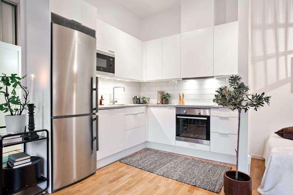 小中专的装修需装修小厨房注意实用广州厨房平面设计v中专图片