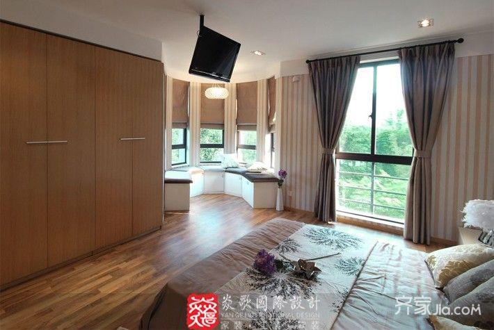 背景墙 房间 家居 起居室 设计 卧室 卧室装修 现代 装修 710_475图片