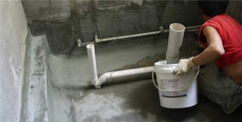 美式卫生间效果图