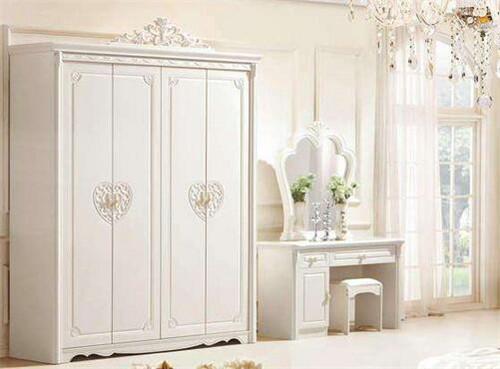 卧室衣柜款式有哪些 五种衣柜风格推荐图片
