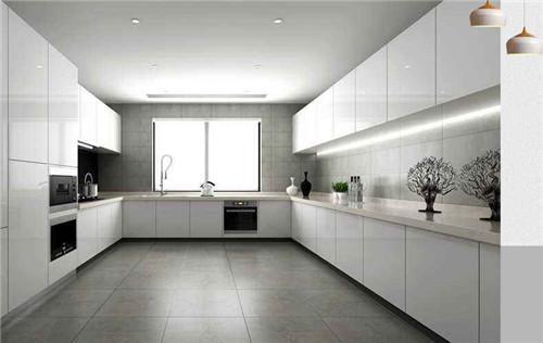厨房地砖什么颜色好看 厨房地砖颜色搭配技巧