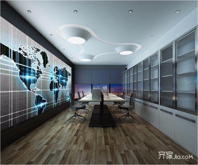 装修设计 上海装修 上海装修案例 创新空间-4000平方