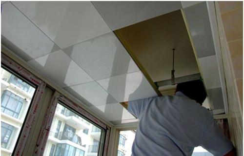 启东活动隔断公司天花板吊顶怎么安装 安装天花吊顶要注意什么