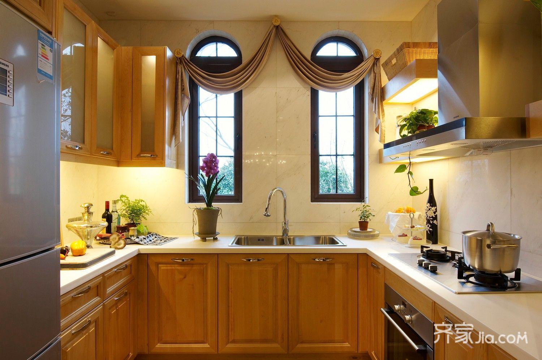 装修设计 无锡装修 无锡装修案例 金科米兰   客厅 简欧式风格是简约