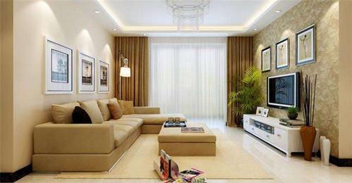 客厅用什么颜色的窗帘好 客厅选择什么样的窗帘