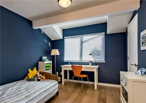 男儿童房设计与装修效果图 儿童房装修注意事项有哪些