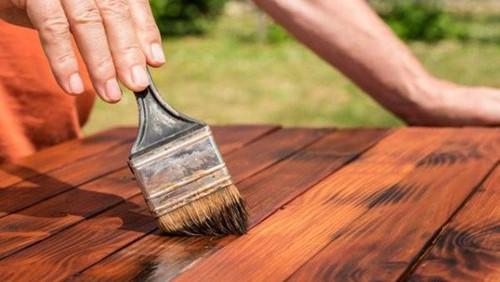 木器油漆施工注意事项有哪些 木器油漆的施工技巧图片
