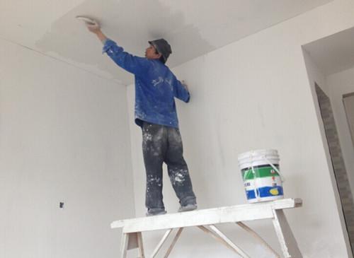 别墅装修设计|刮腻子刷墙五大步骤 如何做好墙面油漆