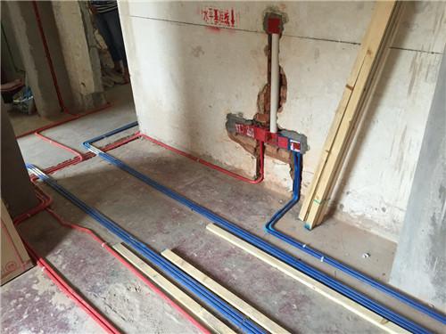 家装水电安装规范