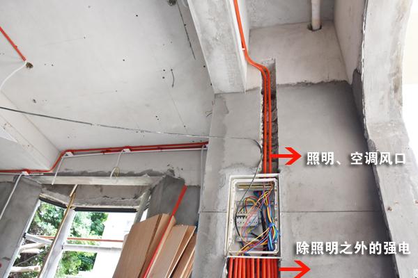 需要房屋装修电线布置图?