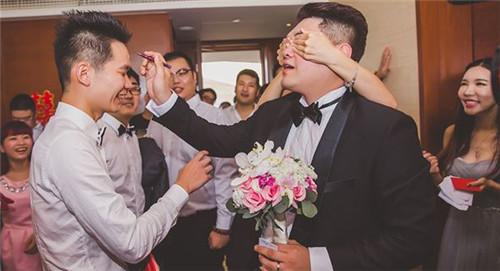 新颖有趣的结婚游戏环节 让你婚礼现场乐翻天