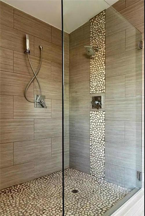 卫生间淋浴房效果图2018 浴室装修注意事项