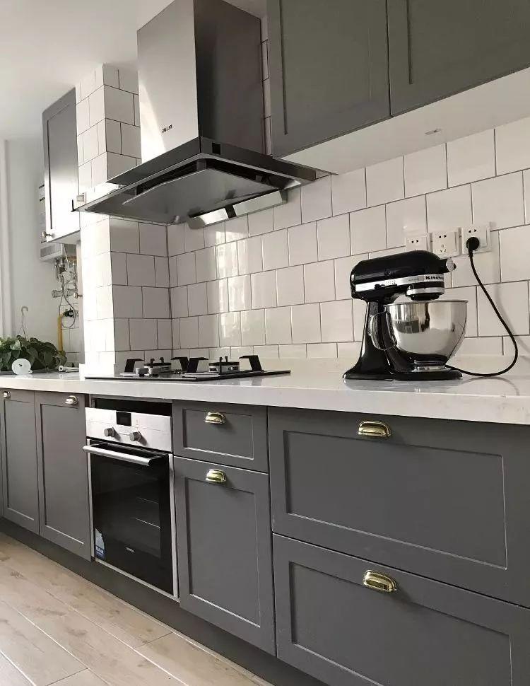 橱柜这样设计,能让厨房扩容60%!