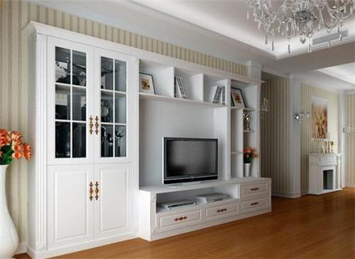客厅电视柜款式有几种 怎样购买电视柜