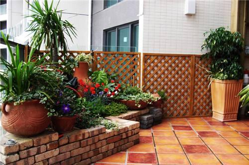 南平小花园装修设计效果图