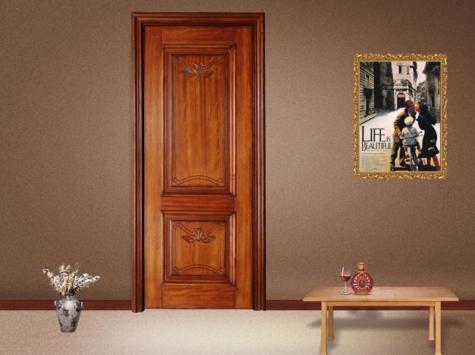 实木复合门品牌实力推荐 实木复合门价格受什么影响